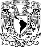 LOGO UNAM 1